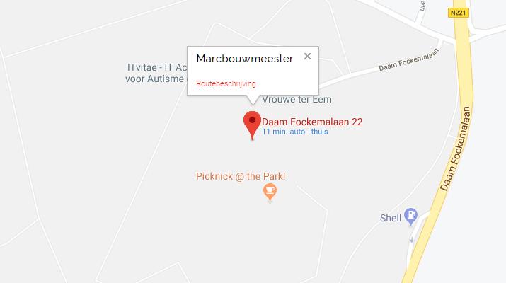 Bezoek Marc Bouwmeester